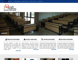 fabcraftindustries.com screenshot
