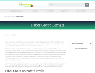 fabergroup.com.my screenshot