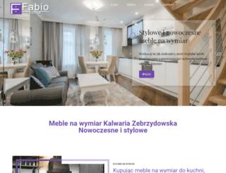 fabio-design.com screenshot
