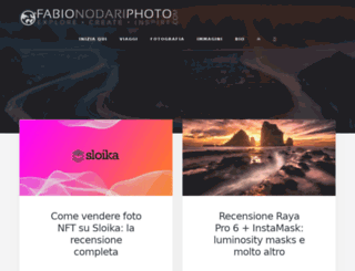 fabionodariphoto.com screenshot