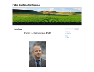 fabiosanteramo.net screenshot