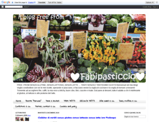 fabipasticcio.blogspot.it screenshot