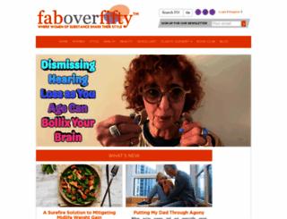 faboverfifty.com screenshot