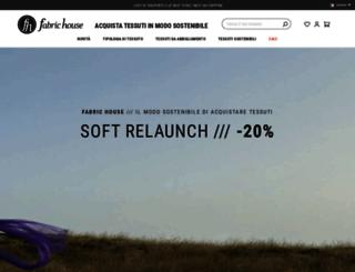 fabric-house.eu screenshot