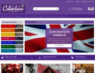 fabric-world.com screenshot