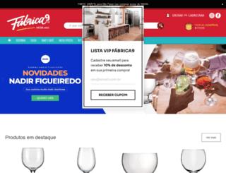 fabrica9.com.br screenshot