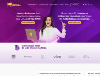 fabricadecriatividade.com.br screenshot