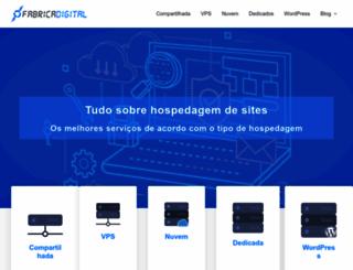 fabricadigital.blog.br screenshot