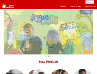 fabricajuguetes.com screenshot