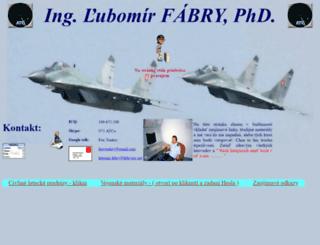 fabryatc.net screenshot
