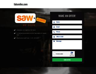 fabsmiles.com screenshot