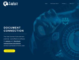 fabsoft.com screenshot