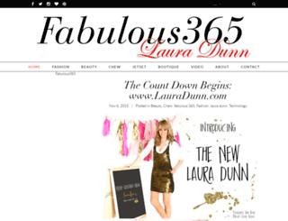 fabulous365.com screenshot