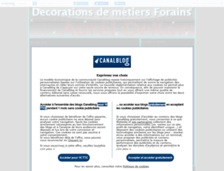 facades.canalblog.com screenshot