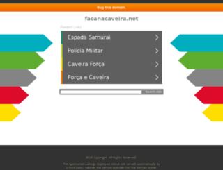 facanacaveira.net screenshot