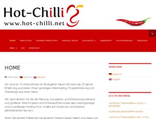 facebook.jabber.hot-chilli.net screenshot