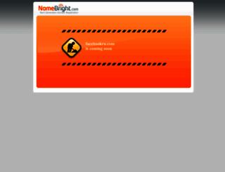 facebookru.com screenshot