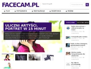 facecam.pl screenshot