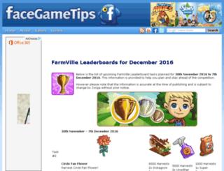 facegametips.com screenshot