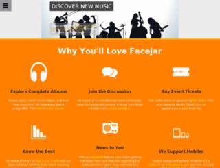 facejar.com screenshot
