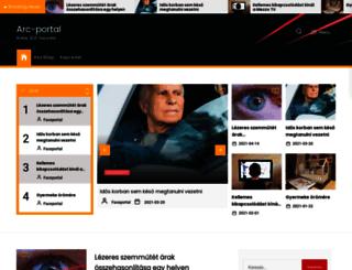 faceportal.hu screenshot