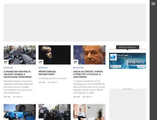 facepress.hu screenshot