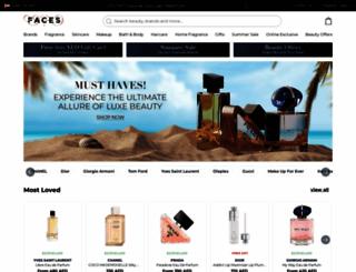 faces.com screenshot