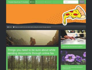 facetasdeportivastv.com screenshot