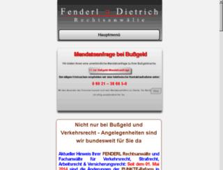fachanwalt-dietrich.06021-386650.rechtsanwalt.bz screenshot