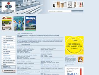 fachzeitung.com screenshot