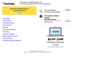 facialbeautytip.com screenshot