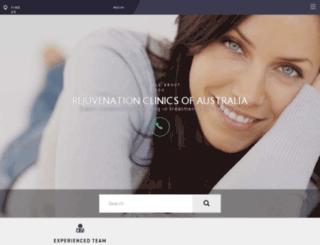 facialrejuvenation.com.au screenshot