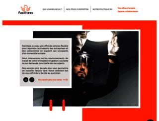 facilitess.com screenshot