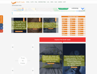 factecards.com screenshot