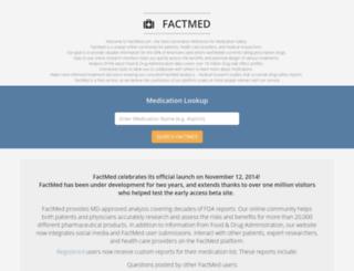 factmed.com screenshot