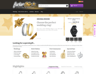factorchic.com screenshot