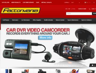 factormania.com screenshot
