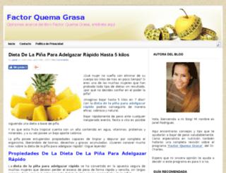 factorquemagrasadescargar.com screenshot