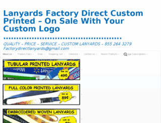 factorydirectlanyards.atspace.co.uk screenshot