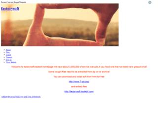 factorysoft.tradebit.com screenshot