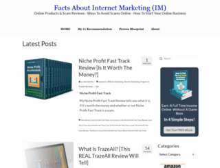 factsaboutinternetmarketing.com screenshot
