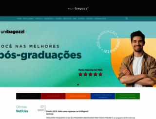 faculdadebagozzi.edu.br screenshot