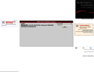 faculty.nwfsc.edu screenshot