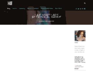 fadwa.com screenshot