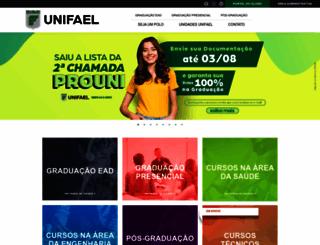 fael.edu.br screenshot