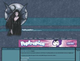 faerie.bbflash.net screenshot