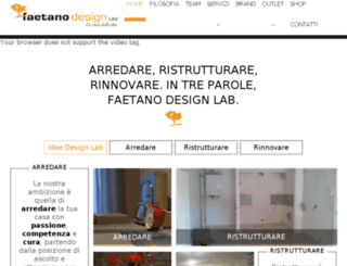 faetanomobili.com screenshot