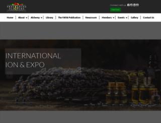 fafai.org screenshot