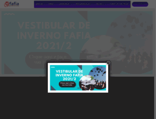 fafia.edu.br screenshot
