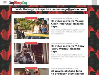 fahamutv.com screenshot